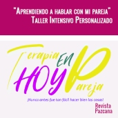 Taller de terapia pareja por Psicologa Carolina Guzman